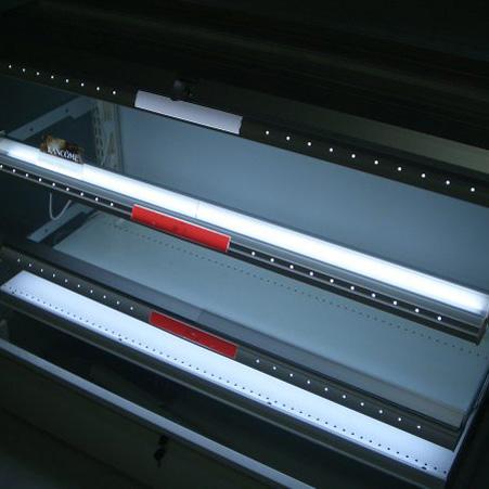 フロントライト棚LEDライト