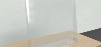 【PET板】飛沫防止パーテーション 販売を開始しました